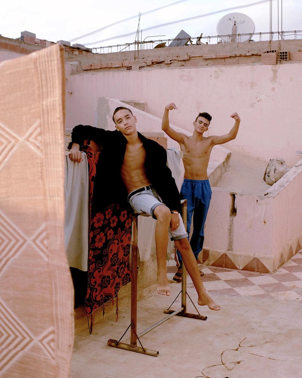 Mouad Abillat by WUL Magazine