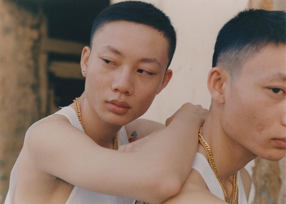 Greg Lin Jiajie by WUL Magazine