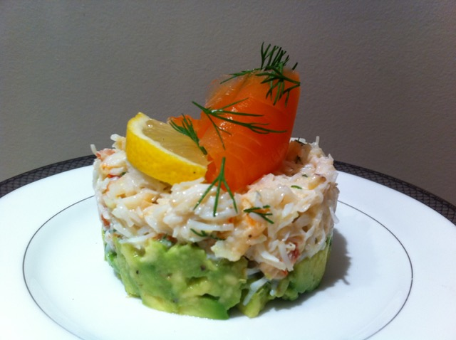 Crab & avocado tian.jpeg