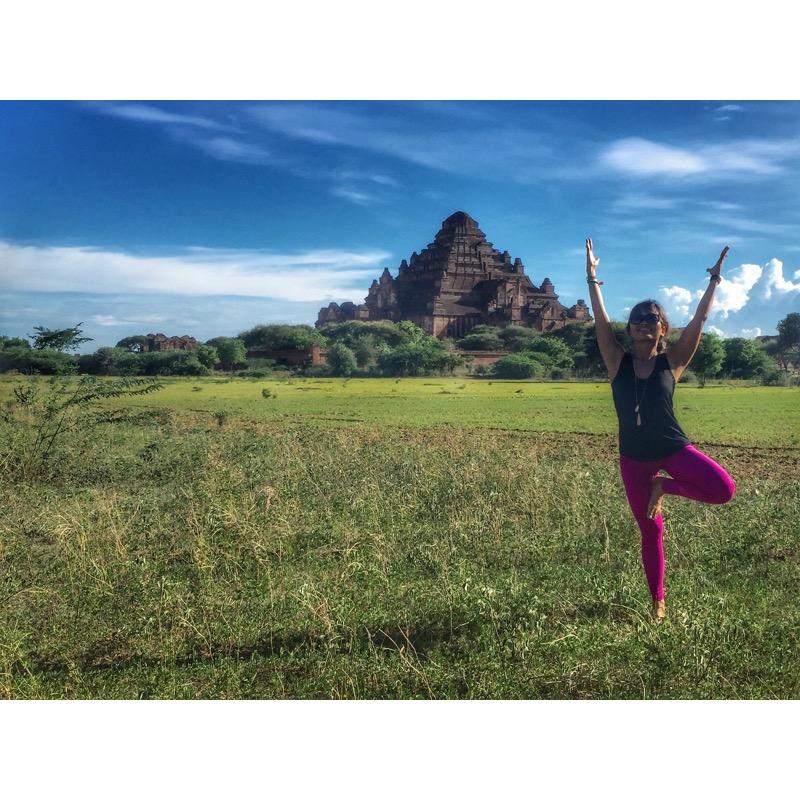 Bagan | Tree Pose