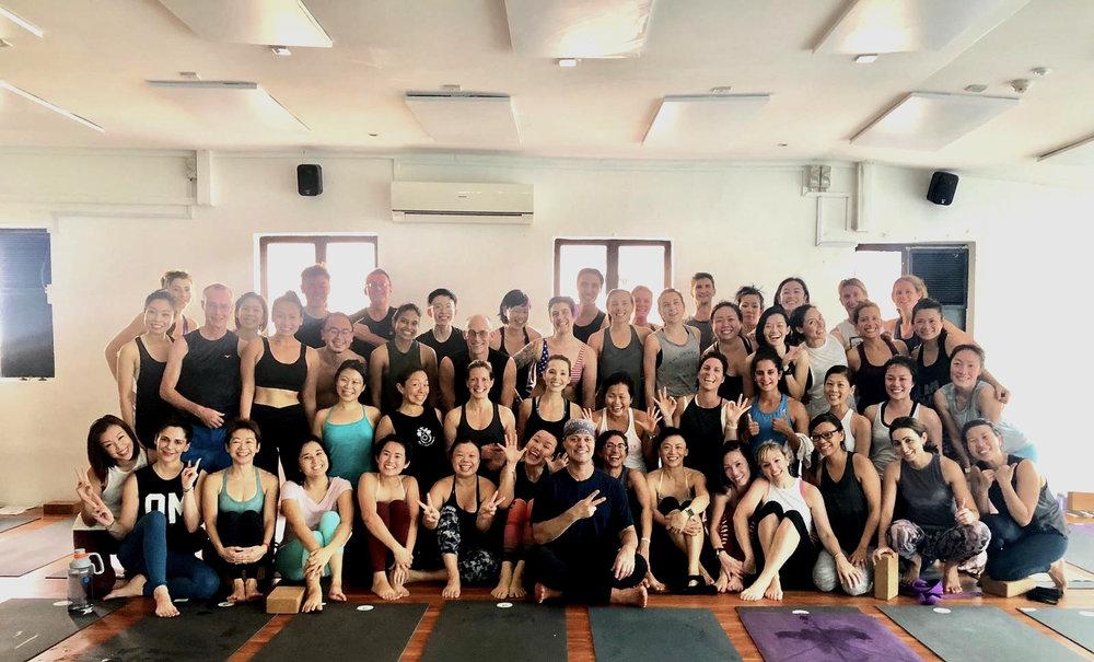 Baptiste Teacher Certification Course | Jan 19-20th, 2019 | Yoga Lab East, Singapore