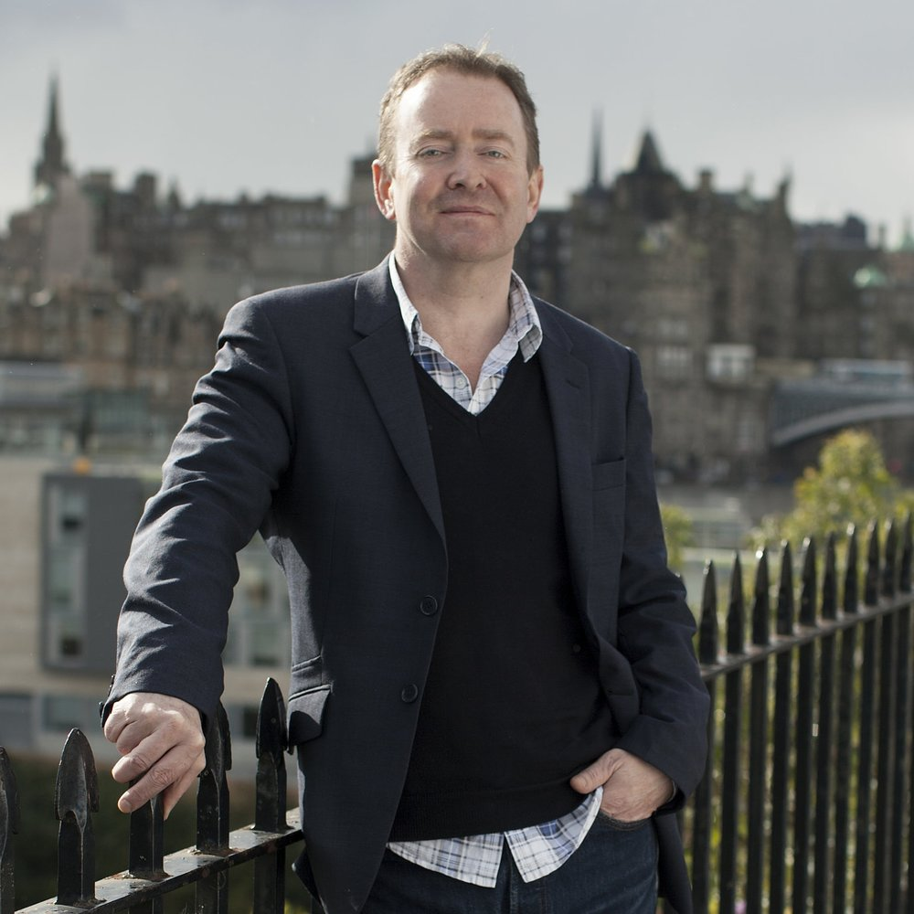 James McVeigh, Head of Innovation and Marketing, Festivals Edinburgh