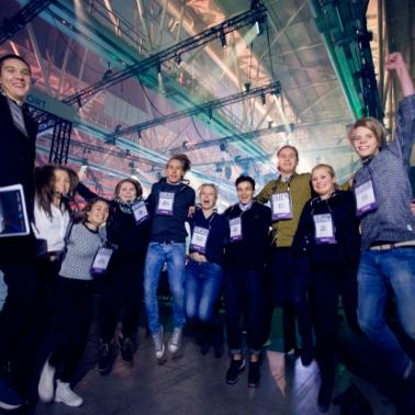 Slush - Slush Youth 2016 programming track (Helsinki, Finland)