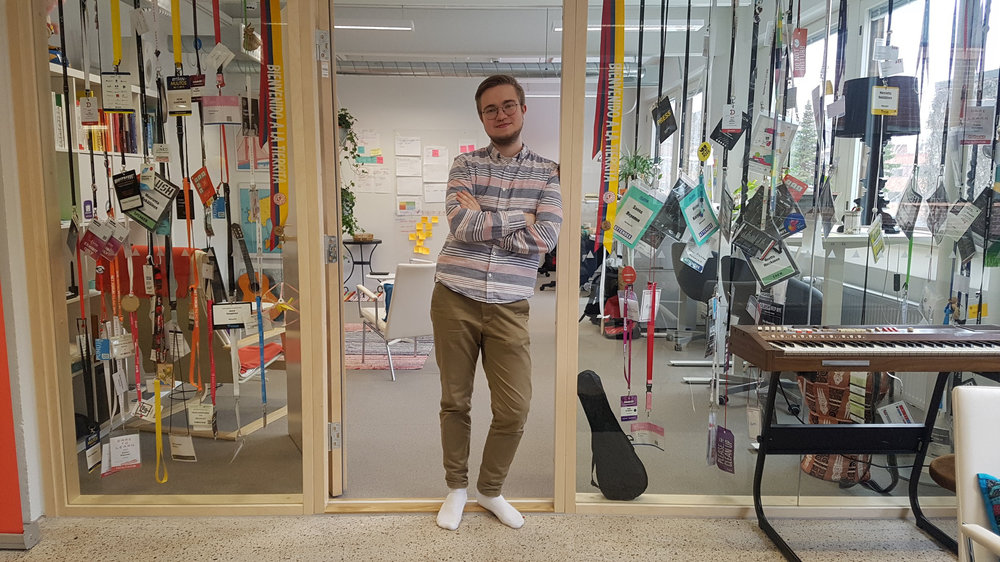 As impact and growth hacker my main task is to casually lean against the doorpost of our office at  aGrid . Nope, just kidding - I have various tasks, including writing and editing our blogposts!