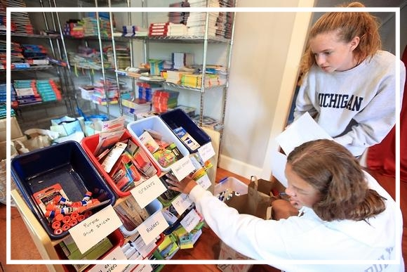"""Scituate Community Christmas Finds New Ways to Help - """"Over the course of the last three years, Scituate Community Christmas has extended its outreach to perform charitable giving year round.""""-Wicked Local, 8/10/18"""