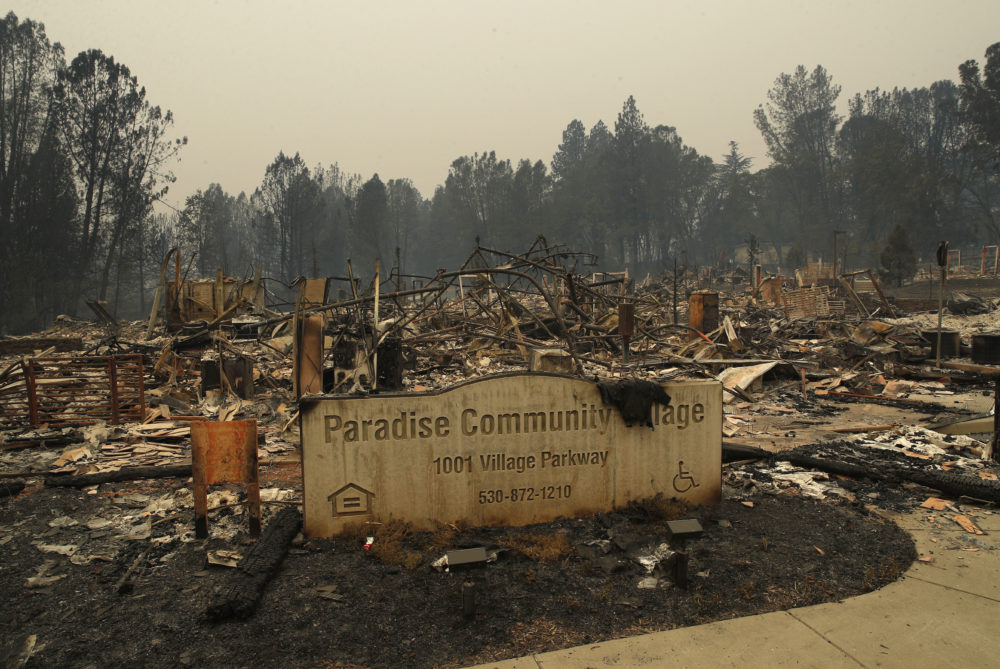 Rebuild & Revive - In the townof Paradise in Butte County, one of the most devastated communities, many lost their homes and businesses,  and we want to help rebuild and revive. Your donations will help the victims, of this disaster, rise up and start fresh.