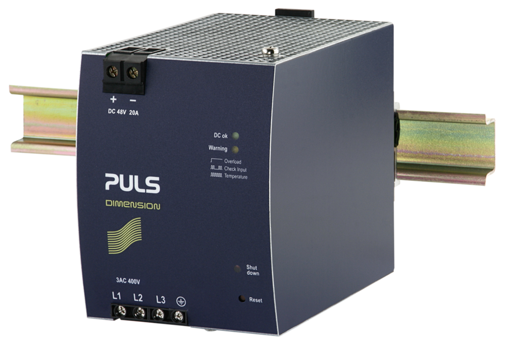 3-phase power supply
