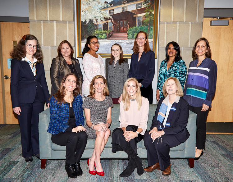 2018 YWCA of Greenwich Brava Award Honorees