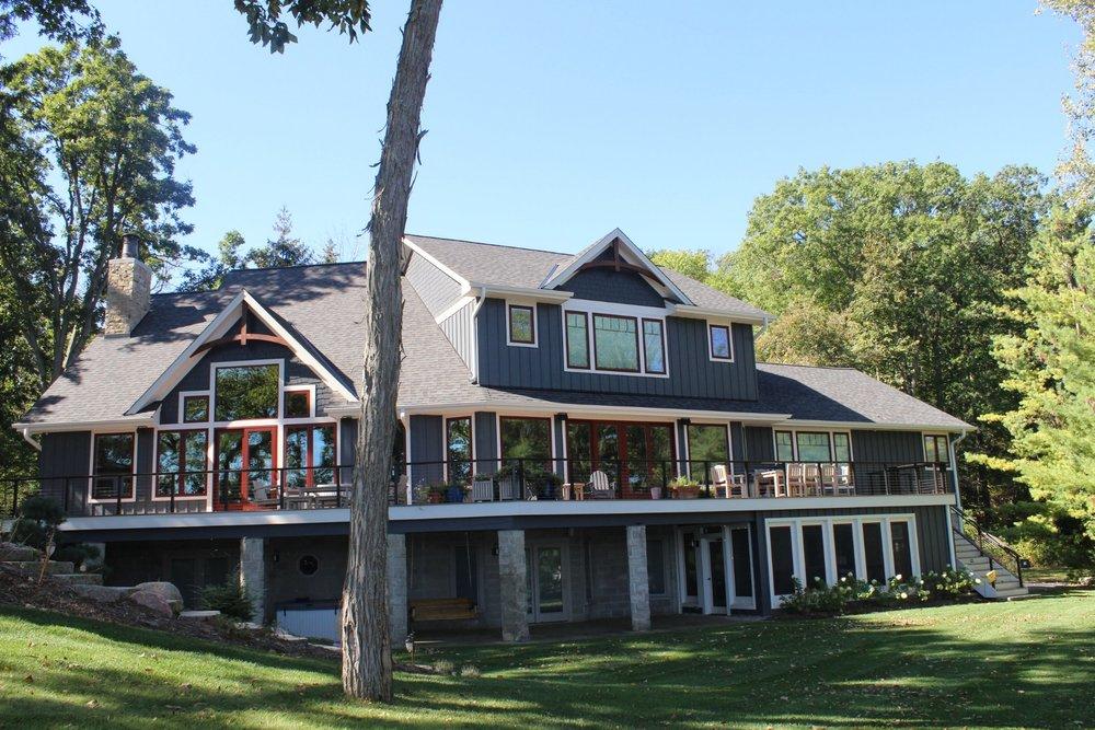 Lake Beulah Remodel - Home Remodel