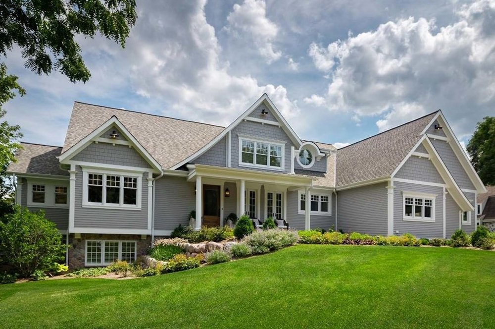Elm Grove Cape Cod - Custom Home
