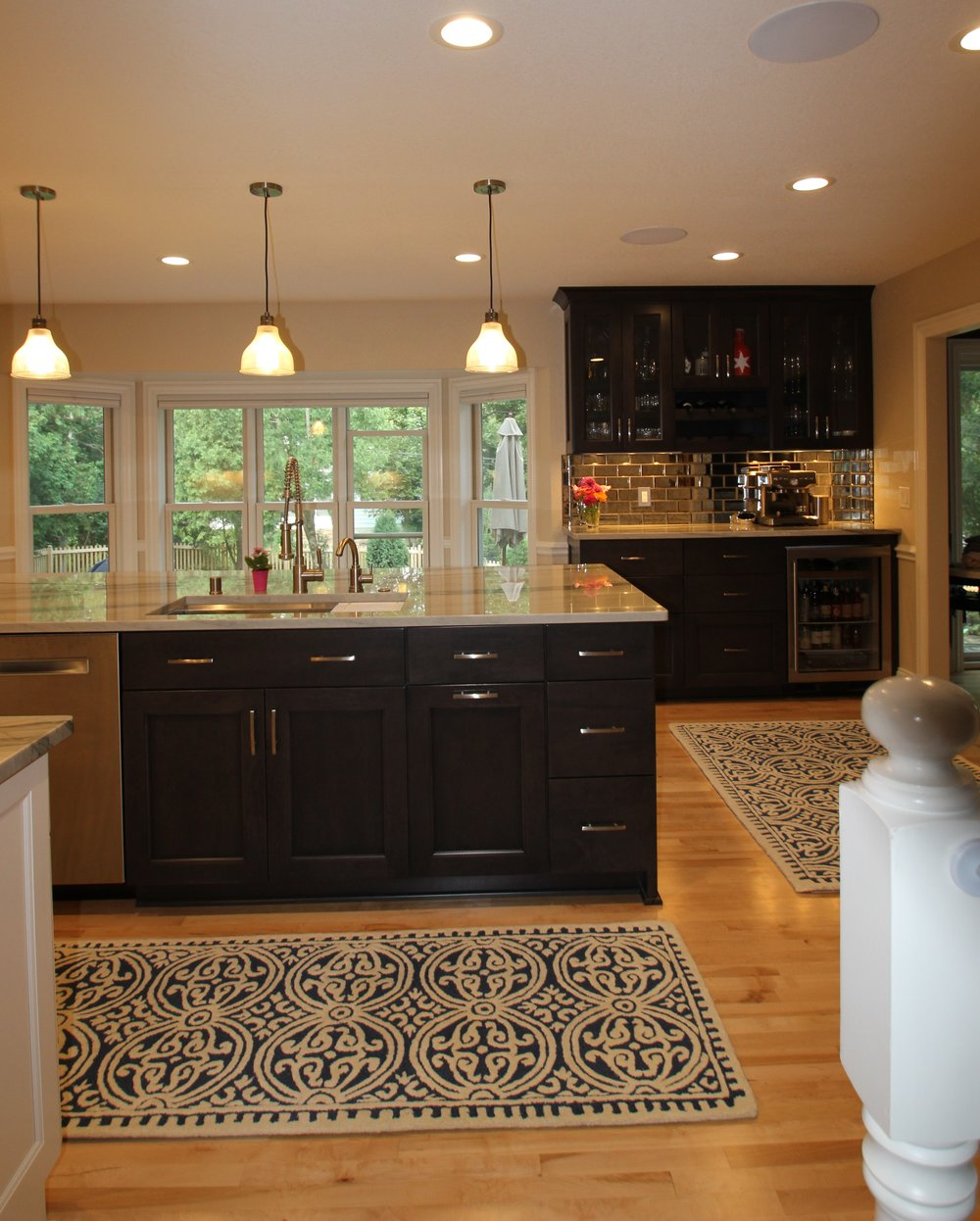 Elm Grove Kitchen Redesign - Custom Remodel