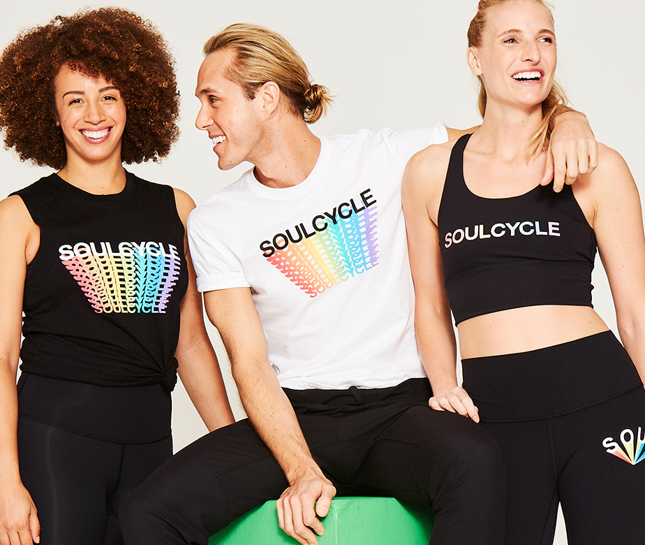 Wear It With Pride - Love looks good on you, so we've created some exclusive Pride retail collections to celebrate. Rock the tees, the tops, and the rainbow retail, all June long. SHOP THE COLLECTION