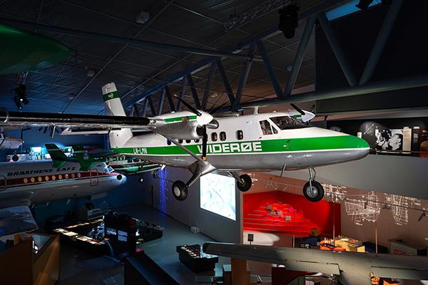 Twin OtterDe Havilland Canada DHC-6-200 -