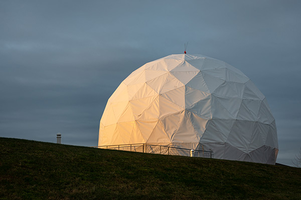 Radardomen -