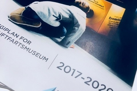Strategiplan for museet -