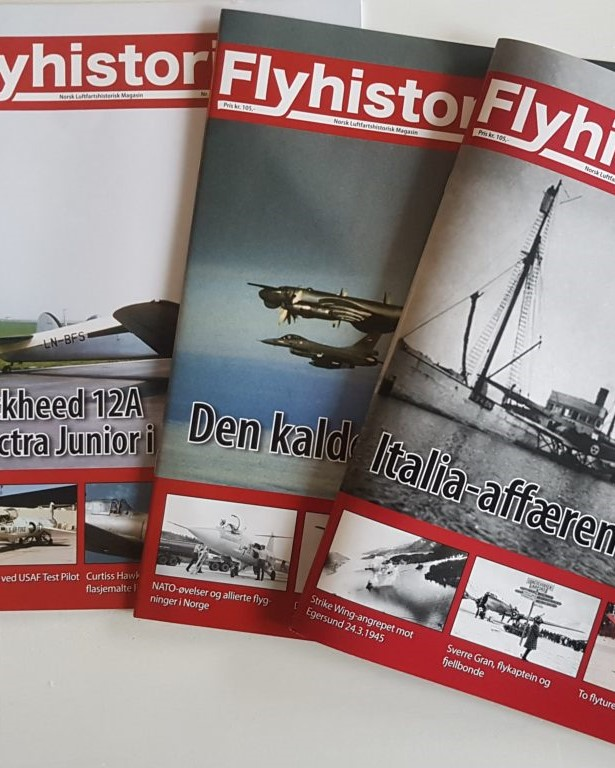 Norsk Luftfartshistorisk Magasin 1 - - Flyhistorie for oss alle (Rolf Liland)- Smånytt- Støttegruppe for Norseman LN-PAB- Norseman LN-PAB i fremgang- Flyfreak (NØFMF)- Flysøk i vann i Finnmark sommeren 2005- Tilbud til små og store forskere- Norsk fly under restaurering på New Zealand (Curtiss Hawk 75 A6)- Den Sorte Dame fra Peshawar (U-2)- Kontordamen som ble flyverske (Gidsken Jakobsen)- Bf 108 D-1, Werknr. 5138m, SNCAN- GCA overtar storebrors rolle i den kalde krigen- Ole Augustinussen Røstø - Norges først flyger i 1909- Sulitjelmagutt med dramatisk og tapper krigsinnsats (Henning Leifseth)- Fra den kalde krigen: Jagerflygeren som fotograf og etterretningsagent- Hvor er de nå? Sunderland WH-A fra 330 skv- En liten hyllest til fiskekassen (Norving Islander)