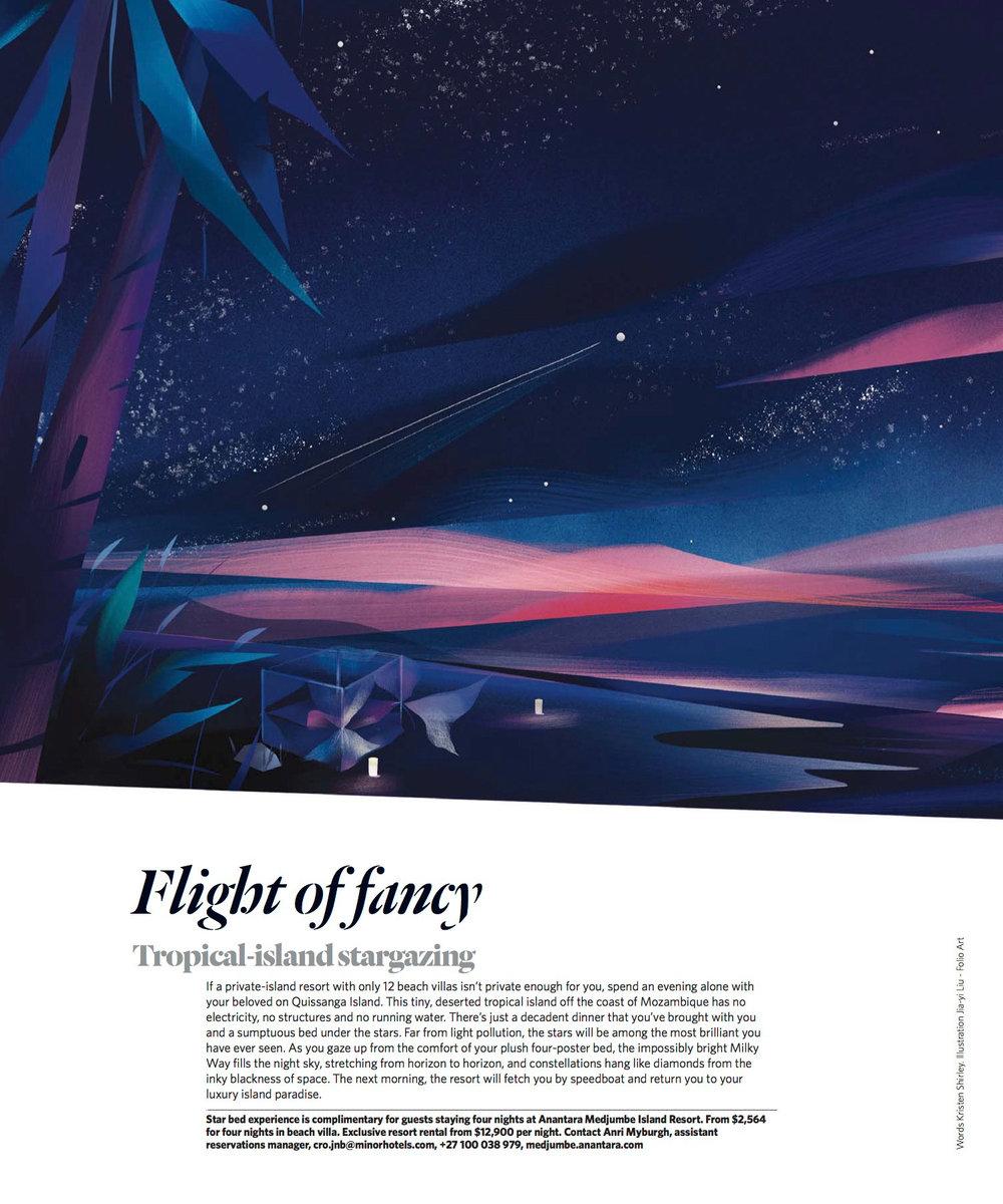 Starry Nights (Client - Elite Traveller)