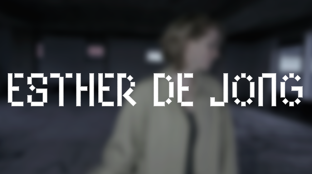 Popronde 2018 - Esther de Jong