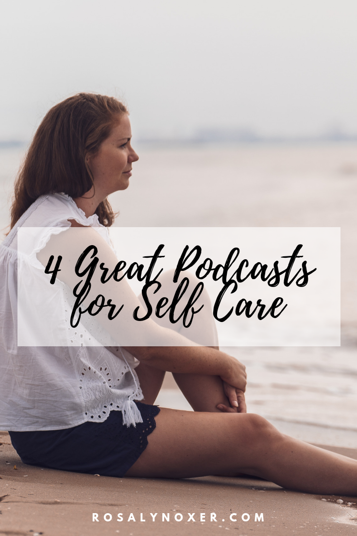 Recommended podcasts for self care