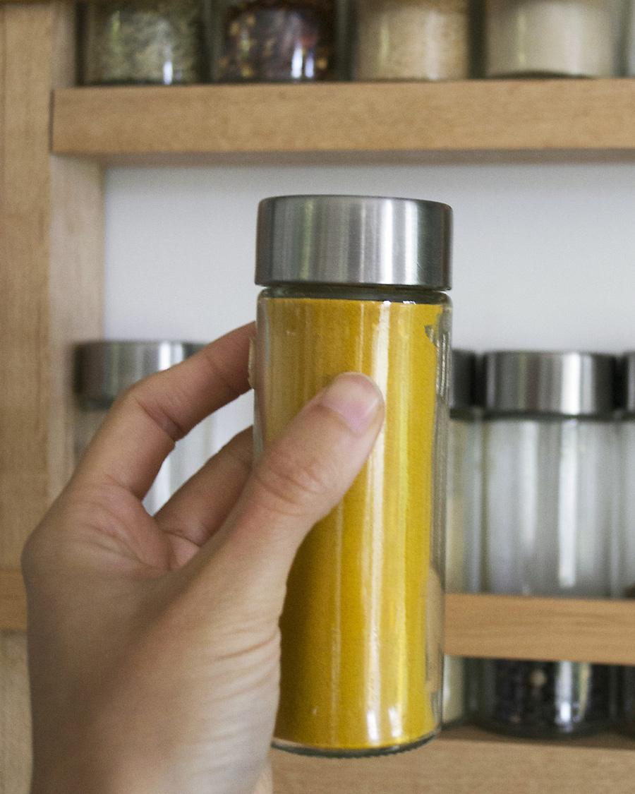 Ikea   ÖRTFYLLD  spice jar