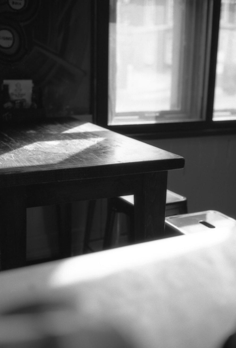 Pub Table - Leica M4P & Fuji Acros 100.jpg