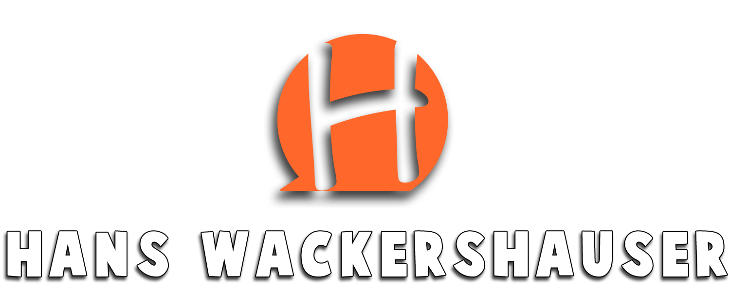 Hans Wackershauser | The Official Site of Voice Actor & Actor