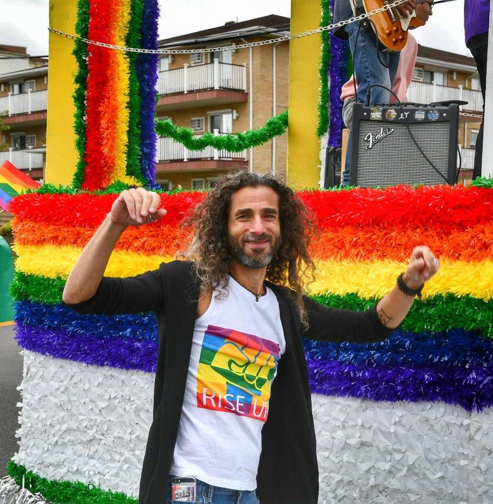 Very Proud Chief Activist in Asbury Parade!.jpeg