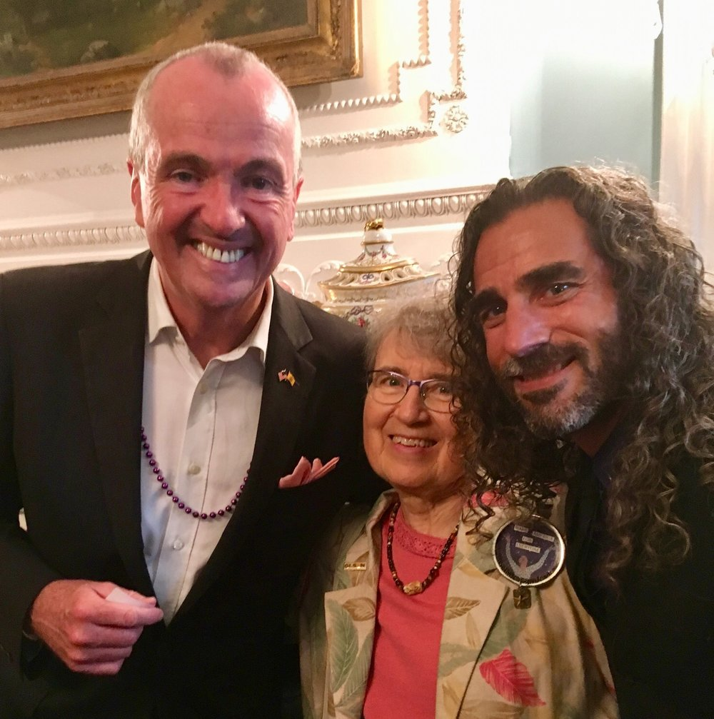BRCSJ Chief Activist Robt Seda-Schreiber with Governor Murphy & Board Member Carol Watchler (proud @ Pride Reception, Governor's Mansion).jpg