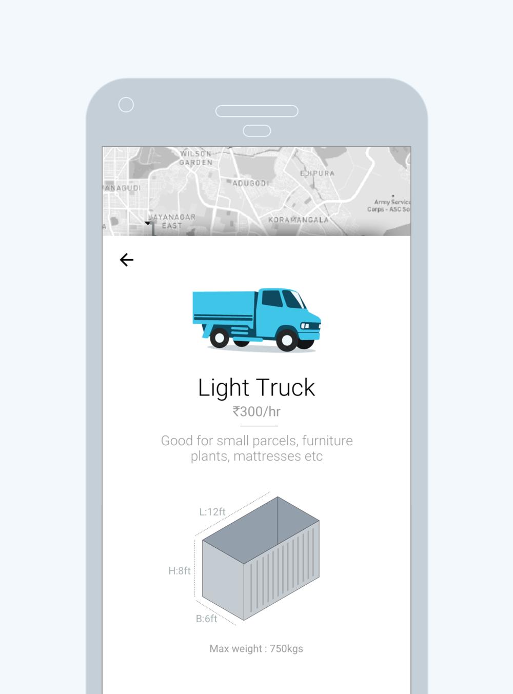 Truck Details
