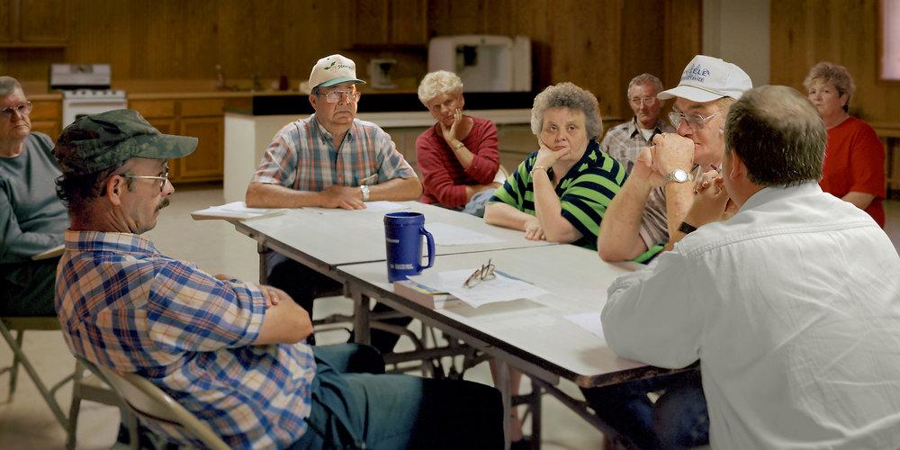 Sedgwick, Arkansas City Council, May 13, 2002.