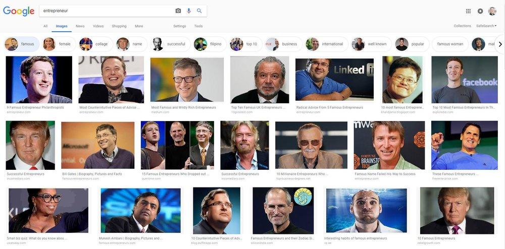 "Google Image results for ""Famous Entrepreneur"""