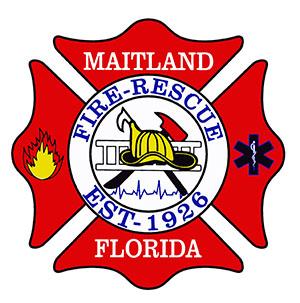 Maitland Fire-Rescue Department Logo