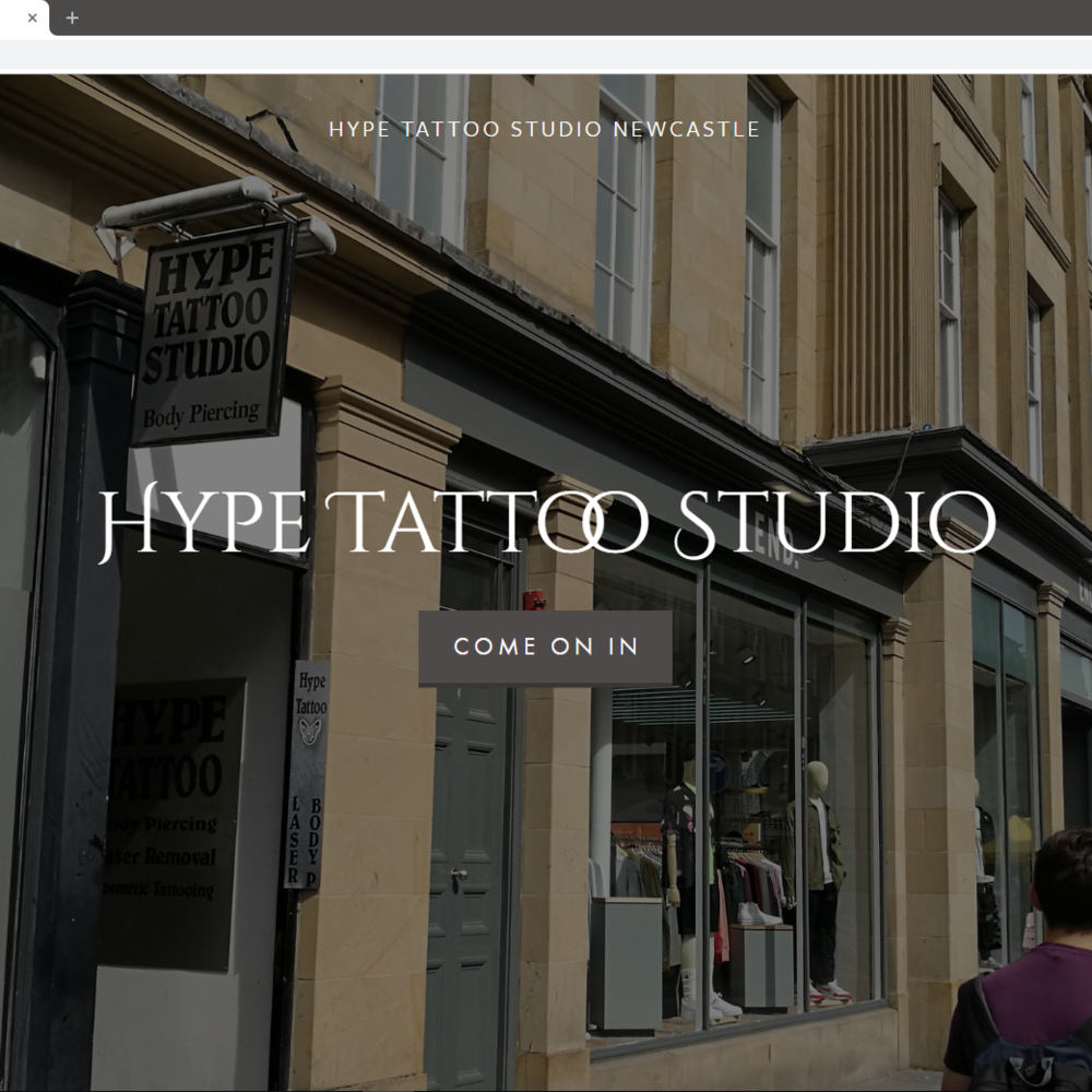 Hype Tattoo Studio