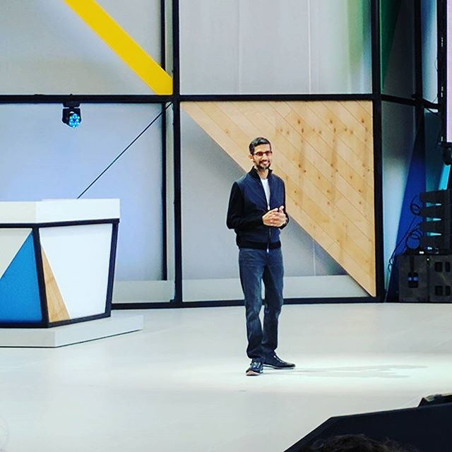 UXCraft at Google I/O #launch #google #io #keynote #ux
