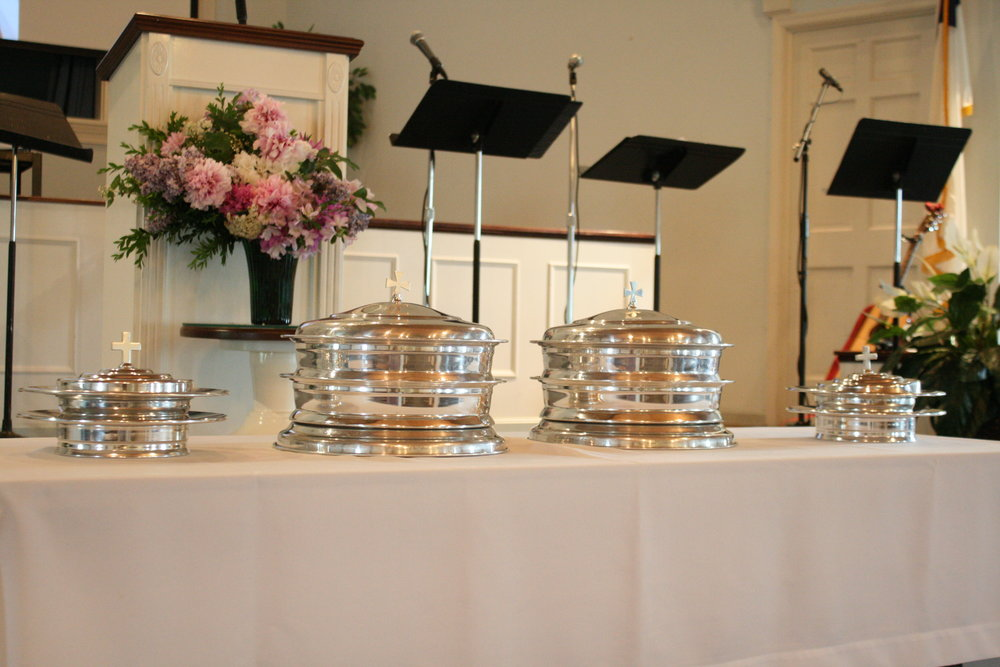 Communion Team - We regularly hold a service were we remember the Last Supper, through communion. This serves as a reminder that Christ died for our sins and salvation.