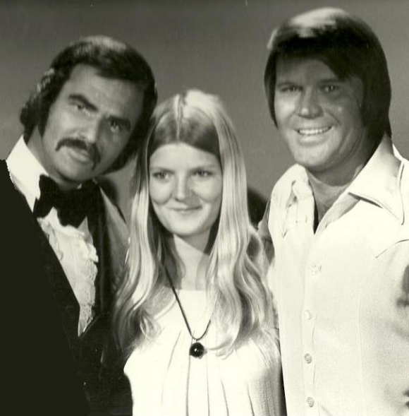 Burt Reynolds & Debby & Glen Campbell