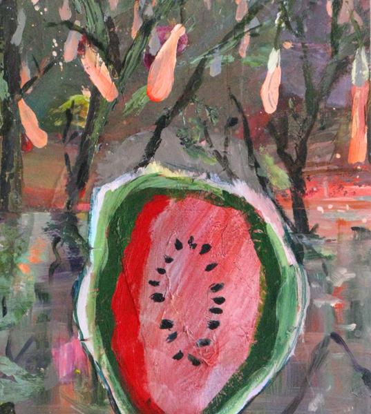 """Bitter Fruit 14"""" x 12"""""""