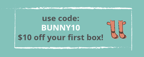 Special offer! $10 off your first box.