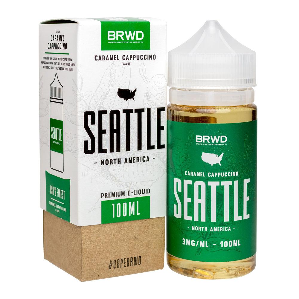 SEATTLE 100ML -