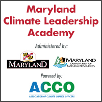 Maryland Climate Leadership Academy