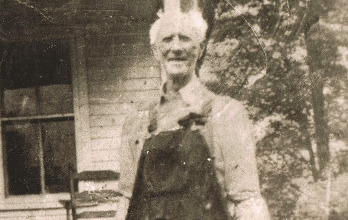 Farmer John Gilfeather, 1865–1944. Gilfeather never married. COURTESY OF GILFEATHER FARM, BOB & CAROL BACKUS