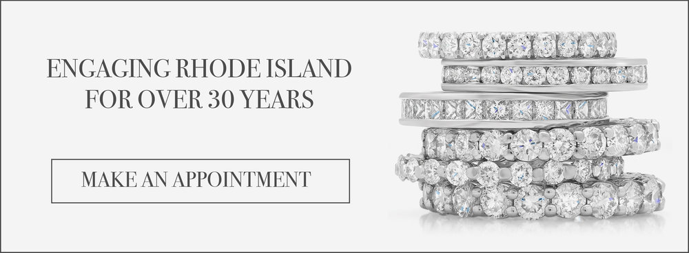 Shop Bridal Jewelry and engagement rings at Providence Diamond in Cranston, Rhode Island.