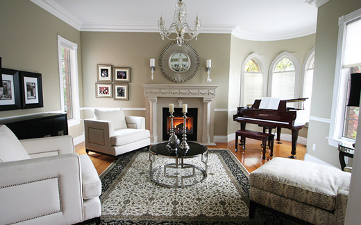 Interior Design Services Windsor Room At Coulters