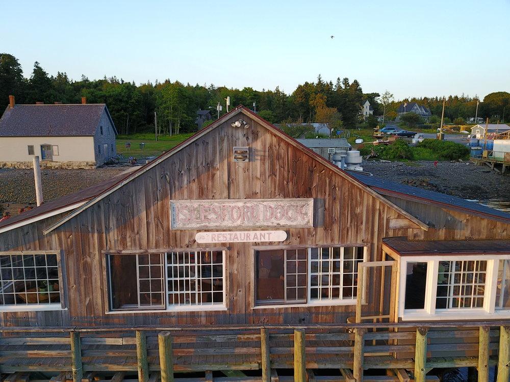 Islesford Dock Restaurant