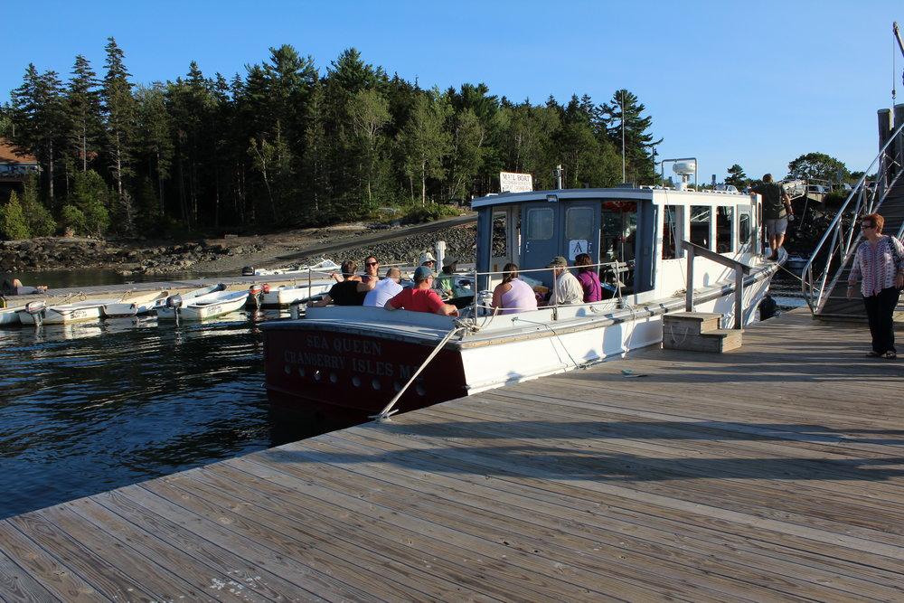 Sea Queen, Cranberry Isles Maine
