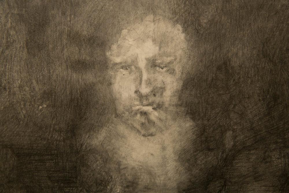 Isaac Green Diebboll - Drawing