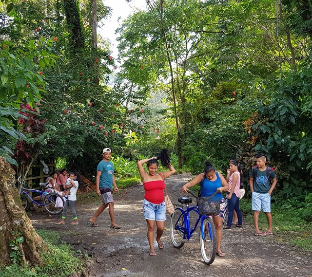 Nestled nicely within the forests of Talamanca, The Bridge is a place where people can come, eat, do homework and just simply be in a safe and comfortable environment. Since we started counting, The Bridge has served over 50,000 bowls of healthy hearty soup to a grateful and evolving community.⠀ Support us here: elpuente-thebridge.org⠀ #elpuentethebridge⠀ #puertoviejo⠀ #talamanca⠀ #costarica⠀ #bribri⠀ #communitykitchen⠀ #soupkitchen⠀ #education⠀ #feedthechildren⠀ #educatekids⠀ #earthschool⠀ #childrenscharity⠀ #literacy⠀ #latinamerica⠀ #centralamerica⠀ #communitycentre⠀ #caribbean⠀ #junglelife⠀ #motherhood⠀ #donate⠀ #gofundme⠀ #helpkids⠀ #learn⠀ #ngo⠀ #socialimpact⠀ #nonprofits⠀ #volunteers⠀ #volunteerwork⠀ #volunteeringisfun⠀ #makingadifference