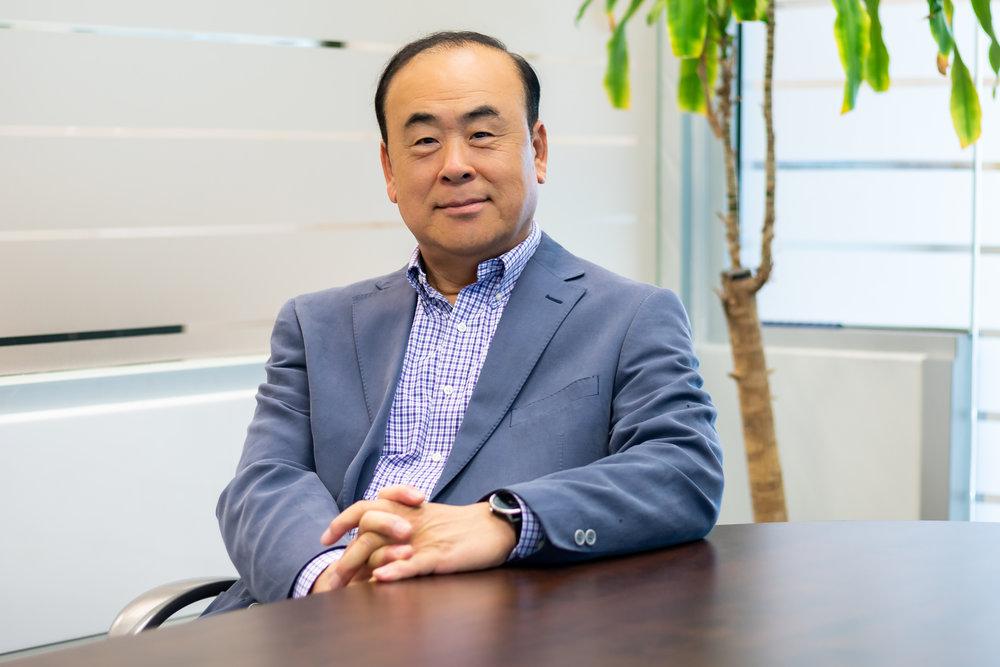 James Kong - Principal