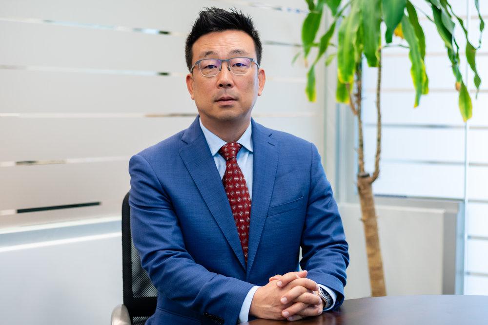 Kevin Kim - Senior Vice President