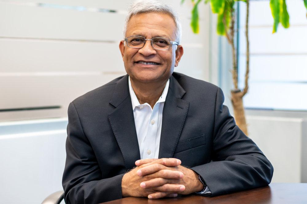 Abu Majumder - Executive Vice President